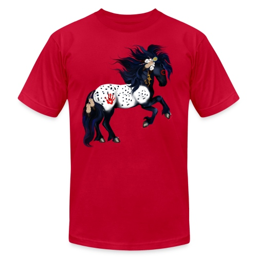 Appaloosa War Pony - Unisex Jersey T-Shirt by Bella + Canvas