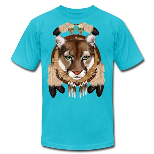 Puma Shield - Unisex Jersey T-Shirt by Bella + Canvas