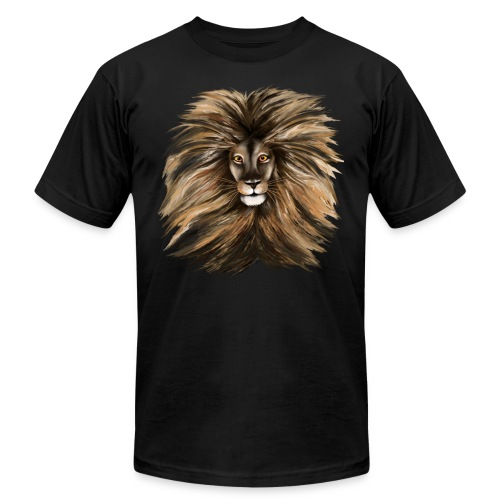 Big Cat - Unisex Jersey T-Shirt by Bella + Canvas