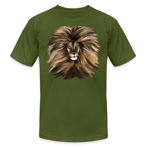 Big Cat - Unisex Jersey T-Shirt by Bella + Canvas