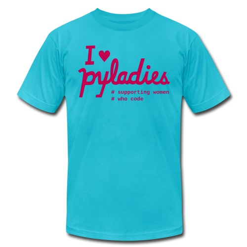 iheartpyladies - Unisex Jersey T-Shirt by Bella + Canvas