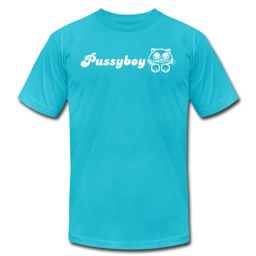 Pussyboy - Unisex Jersey T-Shirt by Bella + Canvas