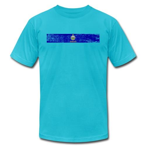 Kansas - Men's Jersey T-Shirt