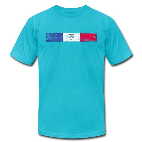 Iowa - Men's Jersey T-Shirt