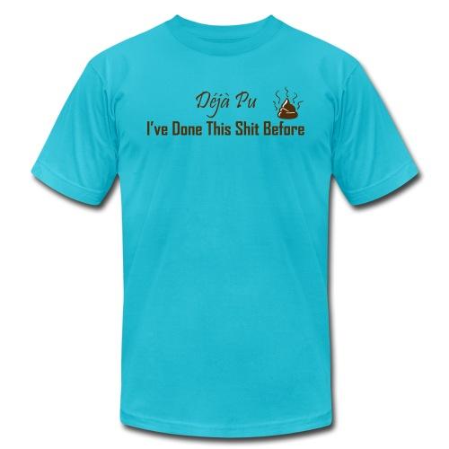 DeJa Pu - Unisex Jersey T-Shirt by Bella + Canvas