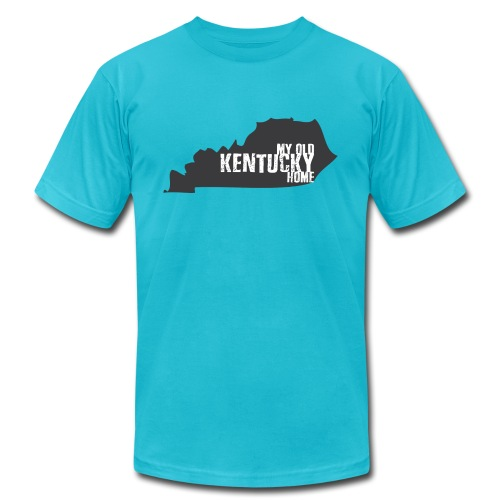 My Old Kentucky Home - Unisex Jersey T-Shirt by Bella + Canvas