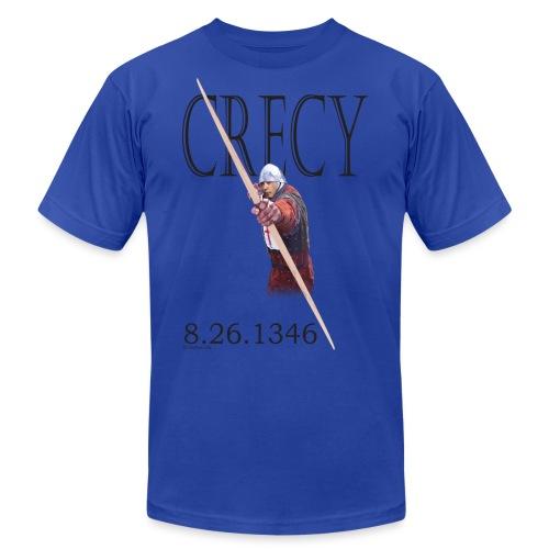Crecy Standard Men's T - Unisex Jersey T-Shirt by Bella + Canvas