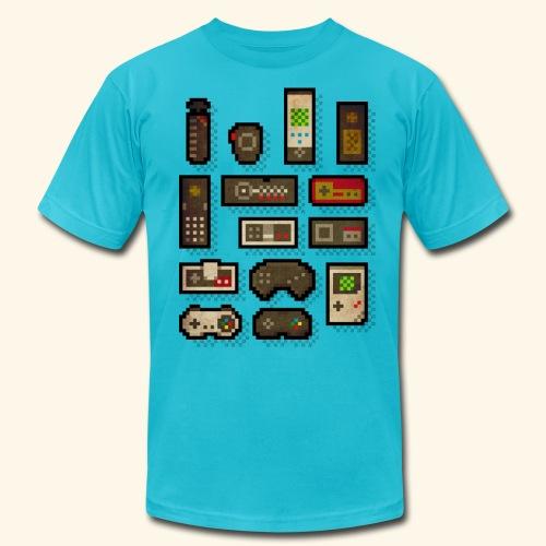 pixelcontrol - Unisex Jersey T-Shirt by Bella + Canvas