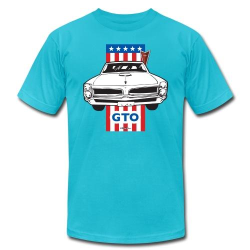 Pontiac GTO - AUTONAUT.com - Unisex Jersey T-Shirt by Bella + Canvas