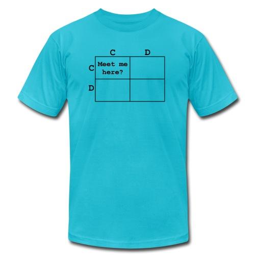 pd shirt3 black png - Unisex Jersey T-Shirt by Bella + Canvas