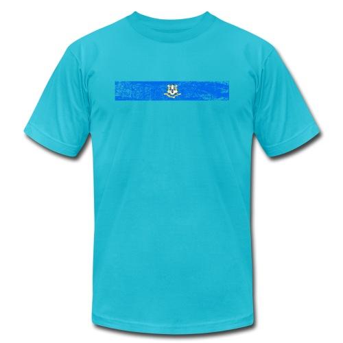 Connecticut - Unisex Jersey T-Shirt by Bella + Canvas
