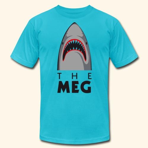 The Meg - Unisex Jersey T-Shirt by Bella + Canvas