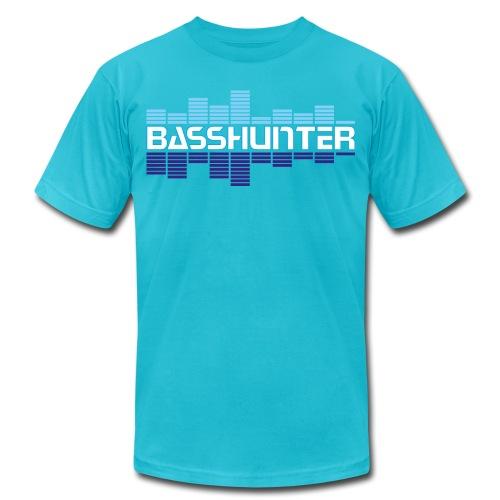 Basshunter 3 - Unisex Jersey T-Shirt by Bella + Canvas