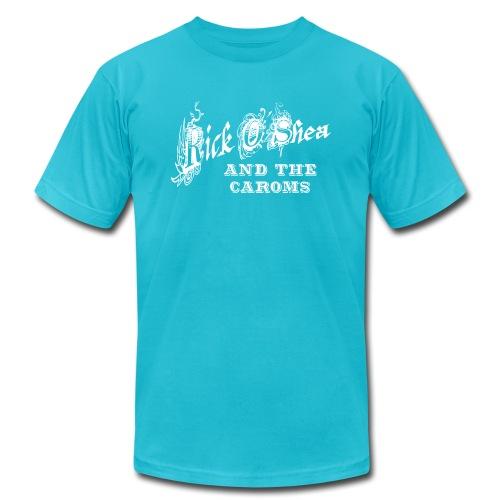 Rick O'Shea and the Caroms - Men's Jersey T-Shirt