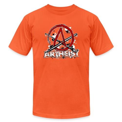 Artheist - Unisex Jersey T-Shirt by Bella + Canvas