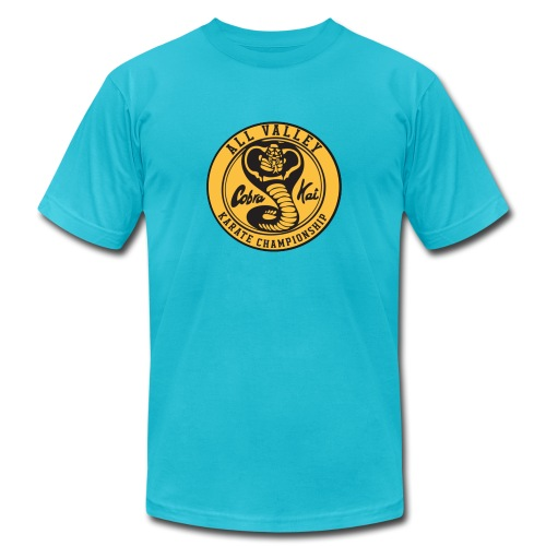 Cobra Kai The Karate Kid - Unisex Jersey T-Shirt by Bella + Canvas