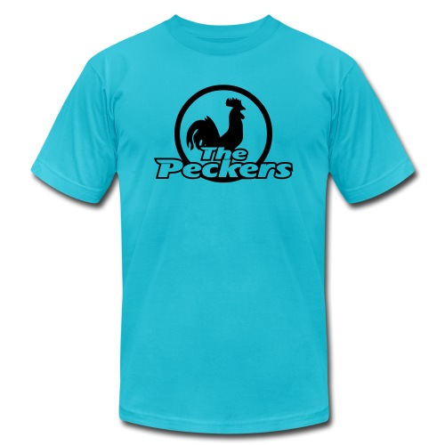 Peckers 2014 - Unisex Jersey T-Shirt by Bella + Canvas