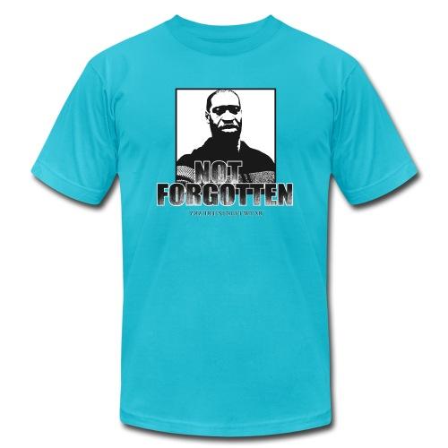 not forgotten - Unisex Jersey T-Shirt by Bella + Canvas
