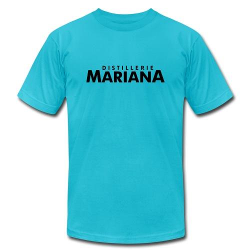 Distillerie Mariana_Casquette - Unisex Jersey T-Shirt by Bella + Canvas