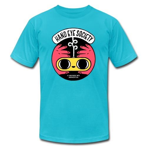 Hand Eye Society 2016 - Unisex Jersey T-Shirt by Bella + Canvas