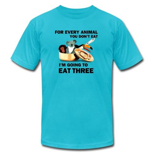 Every Animal Maddox T-Shirts - Unisex Jersey T-Shirt by Bella + Canvas