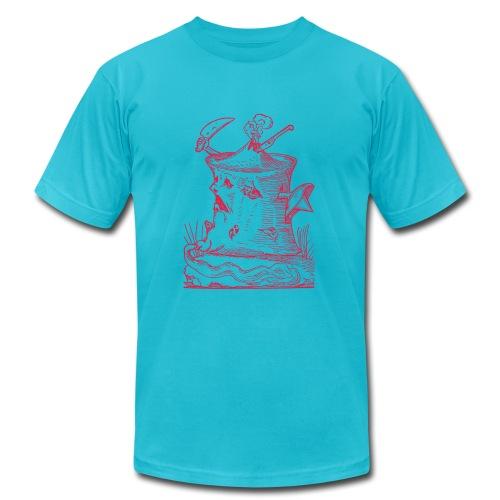Angry Stump - Men's Jersey T-Shirt