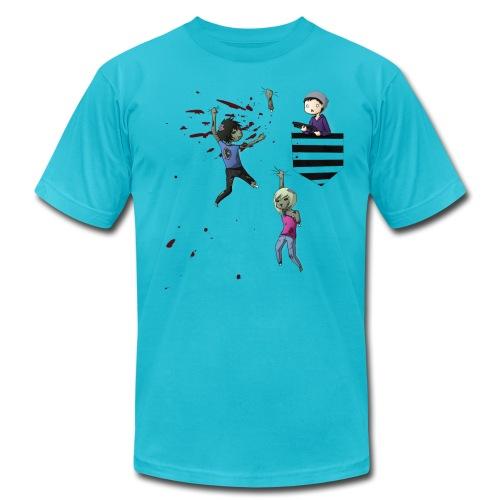 MRH Zombie Hunter - Unisex Jersey T-Shirt by Bella + Canvas