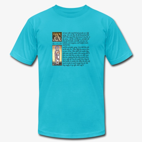 Holy Hand Grenade of Antioch - Men's Jersey T-Shirt