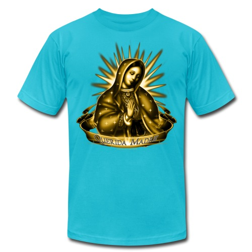 Querida Madre by RollinLow - Unisex Jersey T-Shirt by Bella + Canvas