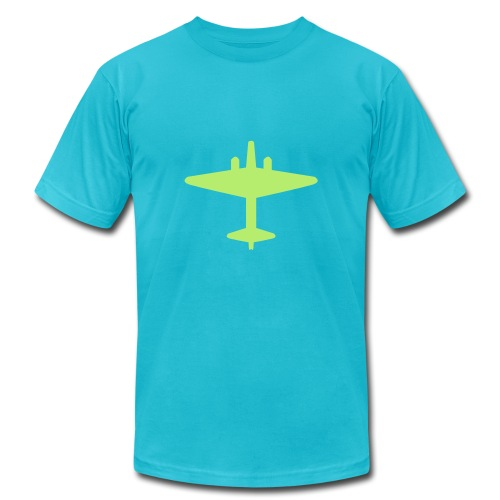 UK Strategic Bomber - Axis & Allies - Unisex Jersey T-Shirt by Bella + Canvas