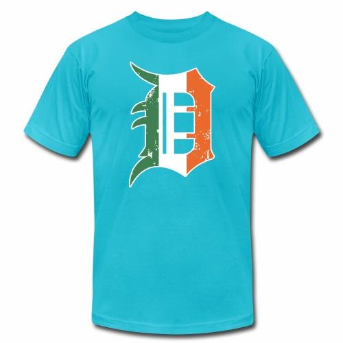 IRISH D - Unisex Jersey T-Shirt by Bella + Canvas