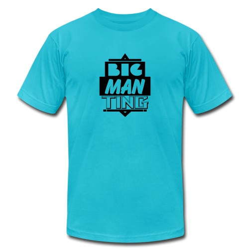 Big man ting - Men's  Jersey T-Shirt