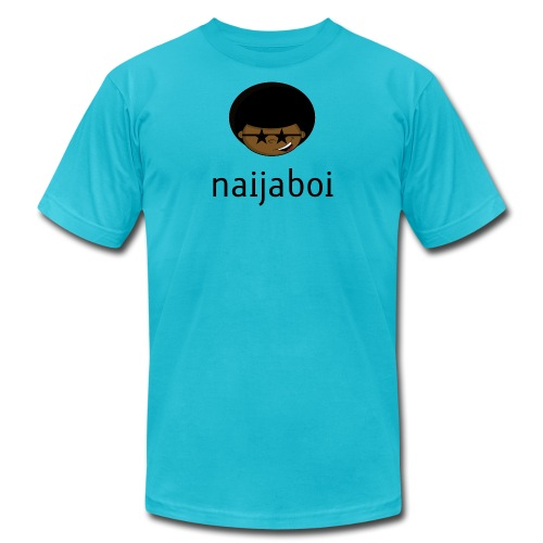 naijaboi - Unisex Jersey T-Shirt by Bella + Canvas