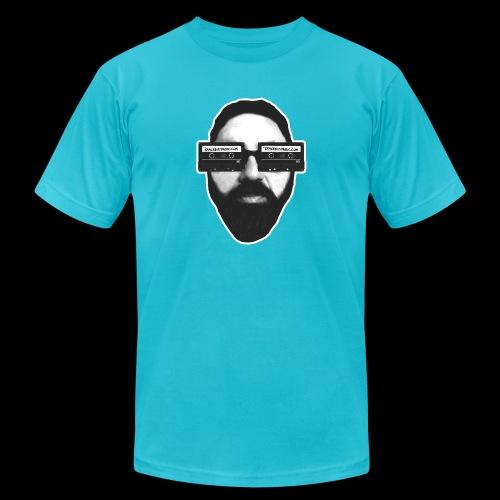 Spaceboy Music RetroVision - Men's  Jersey T-Shirt