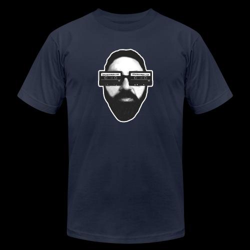 Spaceboy Music RetroVision - Unisex Jersey T-Shirt by Bella + Canvas