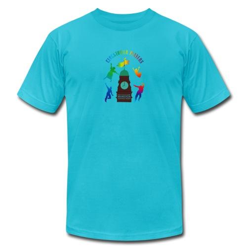 NU LOGO - Unisex Jersey T-Shirt by Bella + Canvas