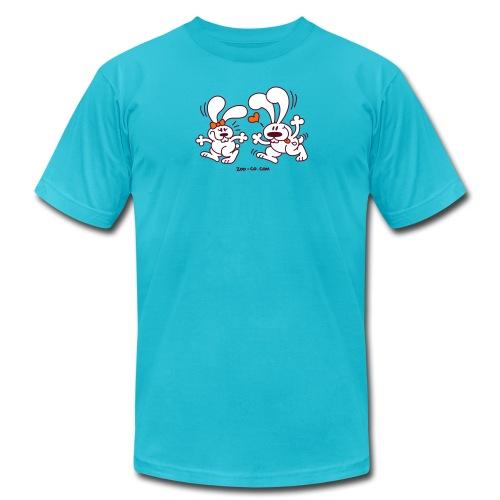 Hot Bunnies - Men's Jersey T-Shirt