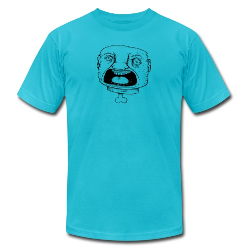 MOUTH BREATHER - Unisex Jersey T-Shirt by Bella + Canvas
