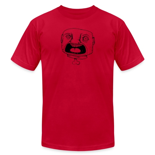 MOUTH BREATHER - Men's Jersey T-Shirt