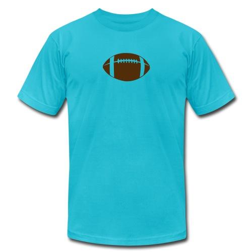 Football - Unisex Jersey T-Shirt by Bella + Canvas
