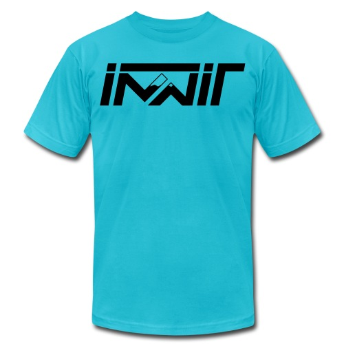 the innit logo - Unisex Jersey T-Shirt by Bella + Canvas