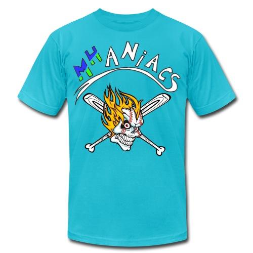 mhaniacsalt - Men's Jersey T-Shirt