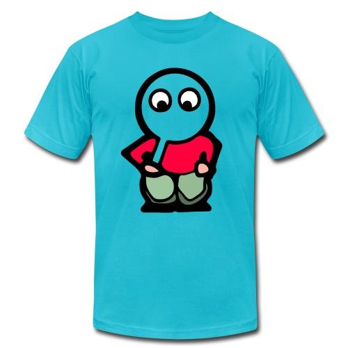 itoopieseethru24kx4k - Unisex Jersey T-Shirt by Bella + Canvas