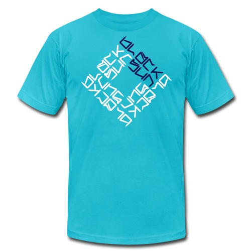 Squared - Men's Jersey T-Shirt