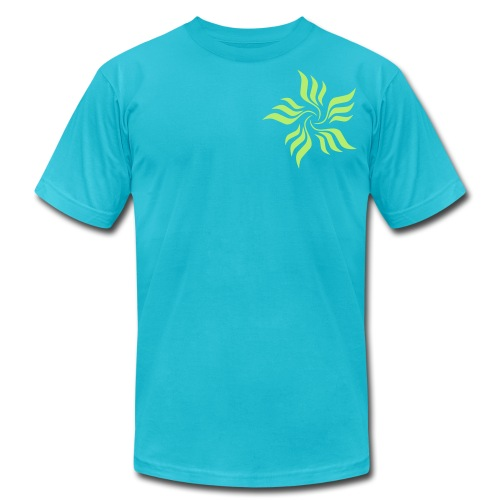 Logo Only Standard - Unisex Jersey T-Shirt by Bella + Canvas