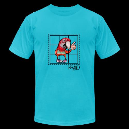 Bird Colour Graffiti - Men's Fine Jersey T-Shirt
