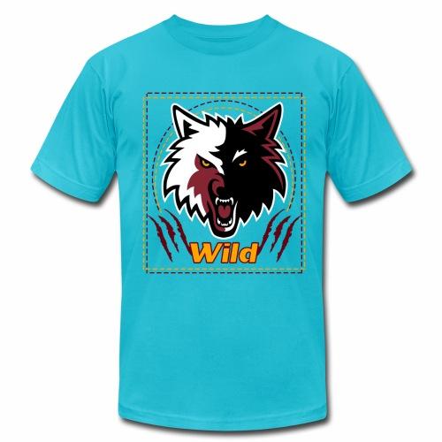Wild - Men's Fine Jersey T-Shirt