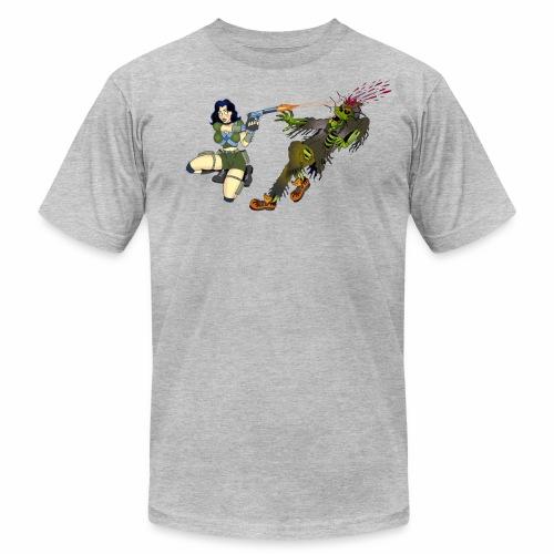 Dee Dee Zombie Nightmare - Unisex Jersey T-Shirt by Bella + Canvas