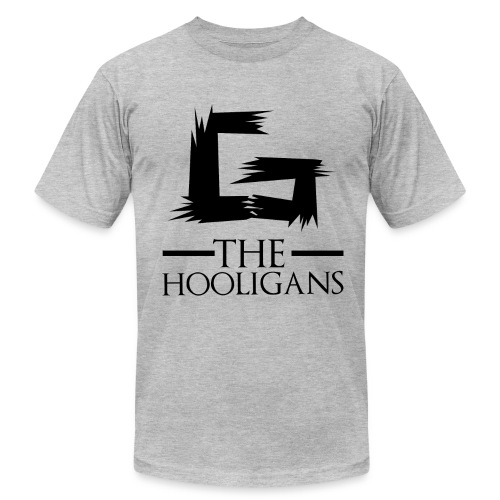 The Hooligans - Unisex Jersey T-Shirt by Bella + Canvas