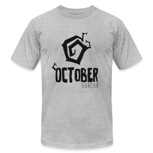 October Duncan2 01 png - Men's Jersey T-Shirt